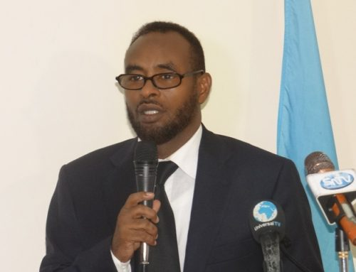 Attorney General has opened public Awareness Campaign In Jubaland